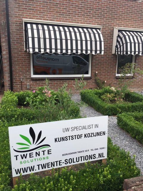 specialist in kunststof kozijnen Twente Solutions
